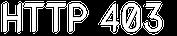 HTTP 403